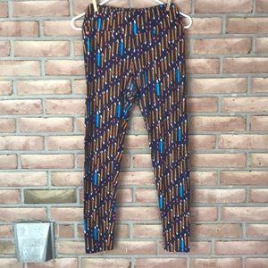 Lularoe OS pencil leggings